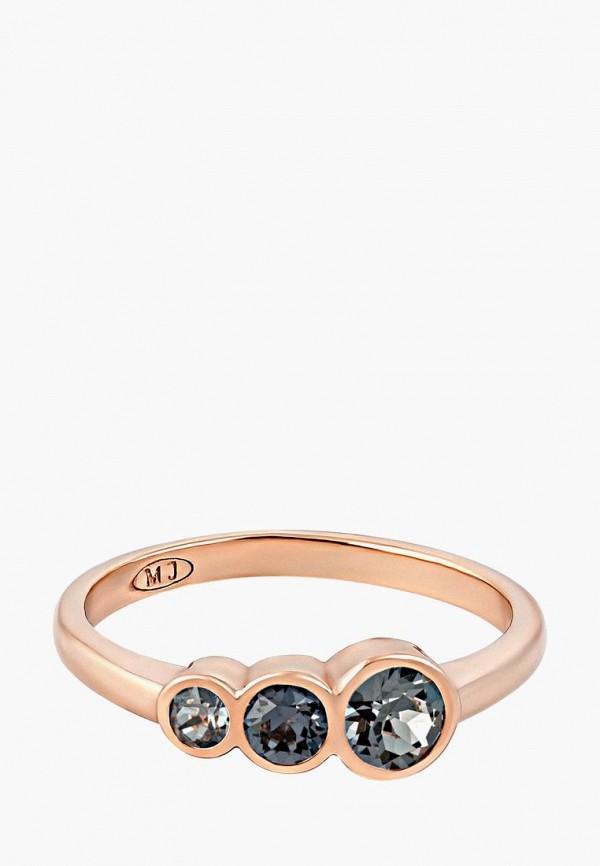 Кольцо Mademoiselle Jolie Paris Mademoiselle Jolie Paris MP002XW1GMQN кольцо женское mademoiselle jolie ceramique soir цвет черный серебристый 2006400007173 размер 19