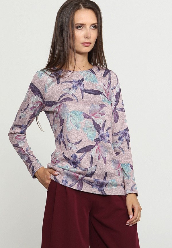 Купить Блуза Mari Vera, mp002xw1gmr9, розовый, Осень-зима 2018/2019