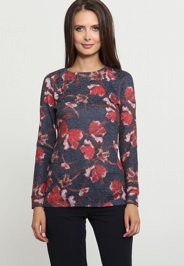 Купить Блуза Mari Vera, mp002xw1gmra, синий, Осень-зима 2018/2019