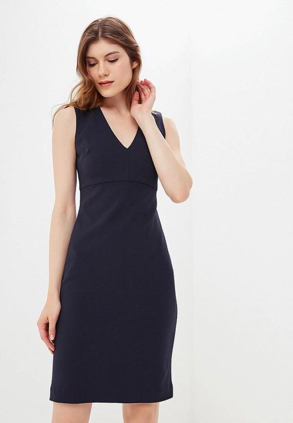 Купить Платье Incity, mp002xw1gms2, синий, Осень-зима 2018/2019