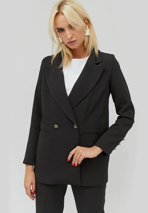 женский пиджак cardo, черный