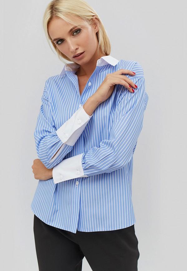 Купить Рубашка Cardo, mp002xw1gmsu, голубой, Осень-зима 2018/2019