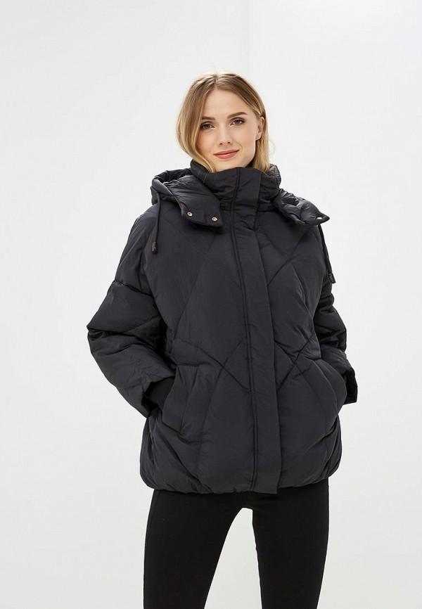 Купить Пуховик La Reine Blanche, LRBBSW9DJ103, MP002XW1GMUU, черный, Осень-зима 2018/2019