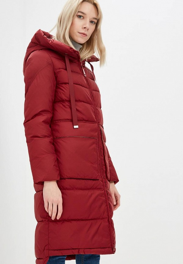 женская куртка neohit, бордовая