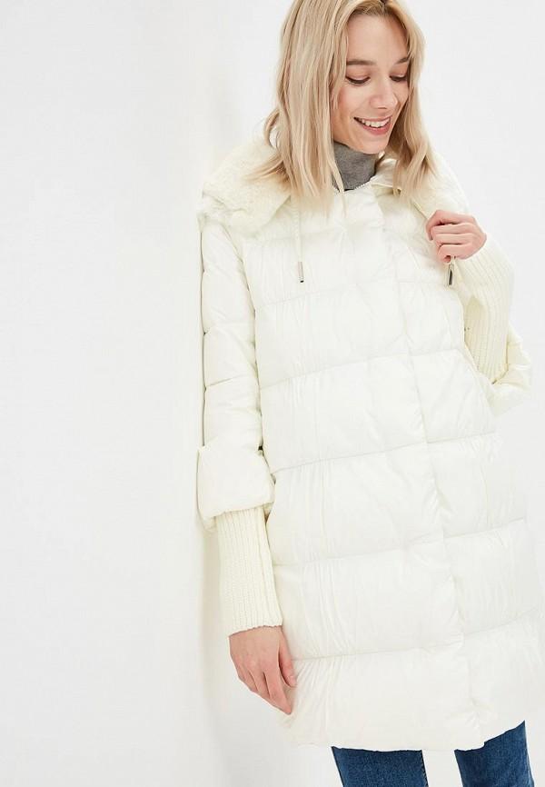 женская куртка acasta, белая