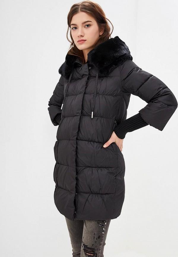 женская куртка acasta, черная