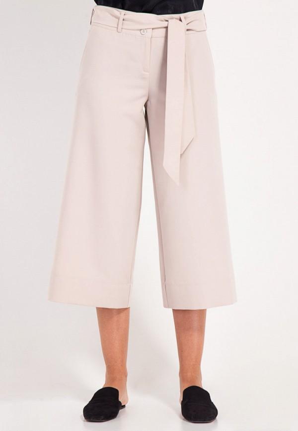 женские брюки bessa, бежевые