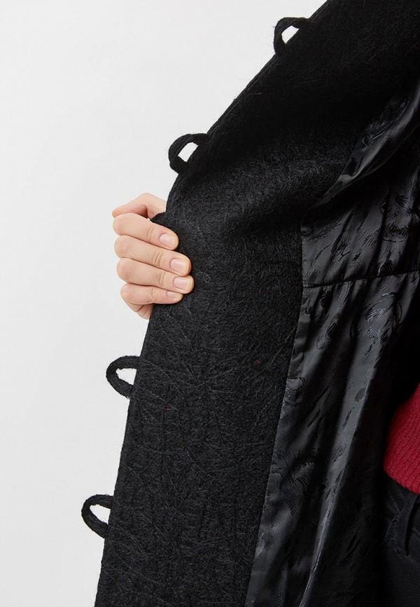 Фото 4 - Женское пальто или плащ Yukostyle черного цвета