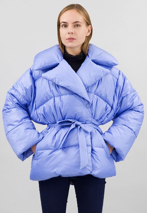 Купить Куртка утепленная Doctor E, mp002xw1gn0g, голубой, Осень-зима 2018/2019