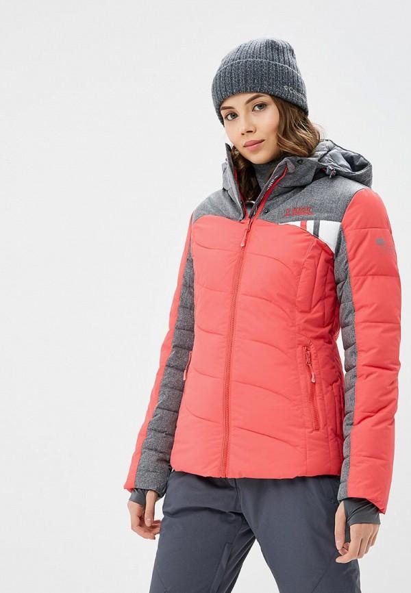 Купить Куртка горнолыжная High Experience, mp002xw1gn5j, коралловый, Осень-зима 2018/2019