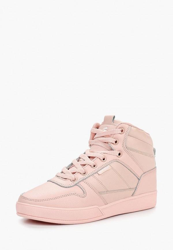 Купить Женские кеды Sigma розового цвета
