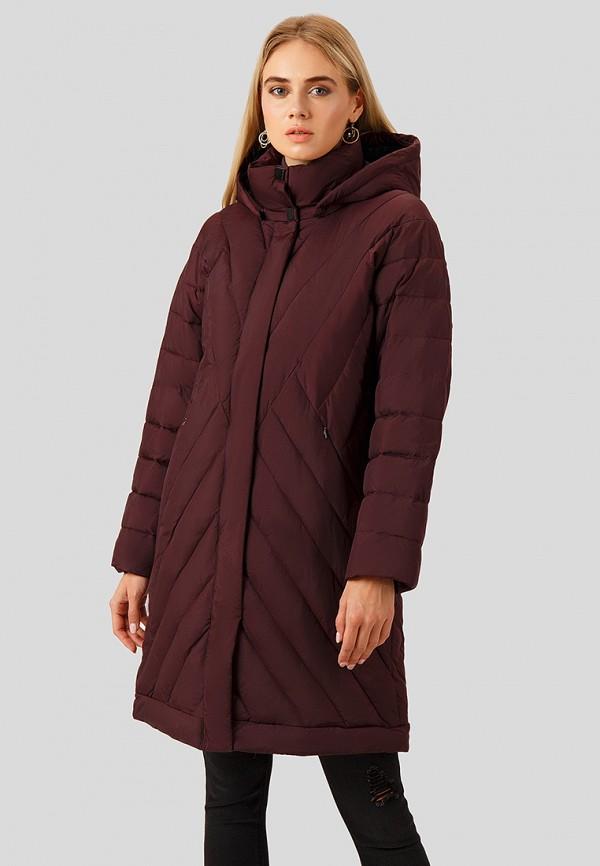Купить Куртка утепленная Finn Flare, MP002XW1GNJ6, бордовый, Осень-зима 2018/2019