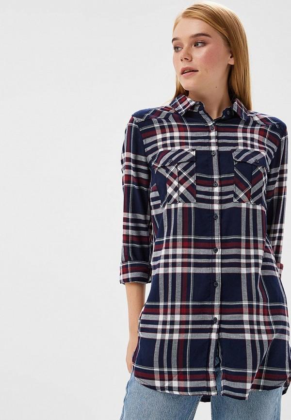 Купить Рубашка Colin's, MP002XW1GNNS, синий, Осень-зима 2018/2019