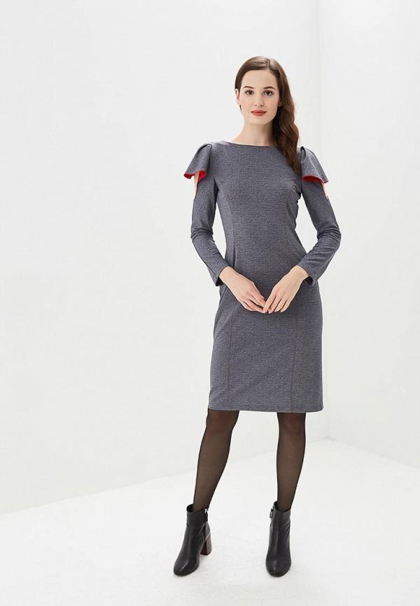 Платье Tantino, Серый