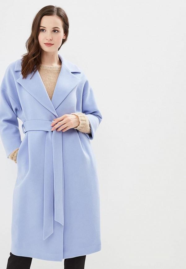 Купить Пальто Ruxara, mp002xw1goam, голубой, Осень-зима 2018/2019