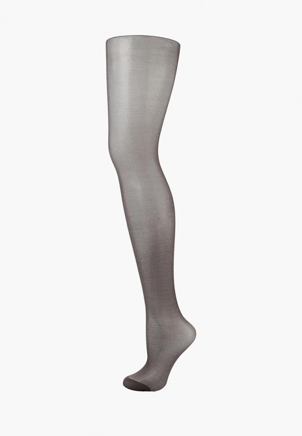 женские колготки allure, серые