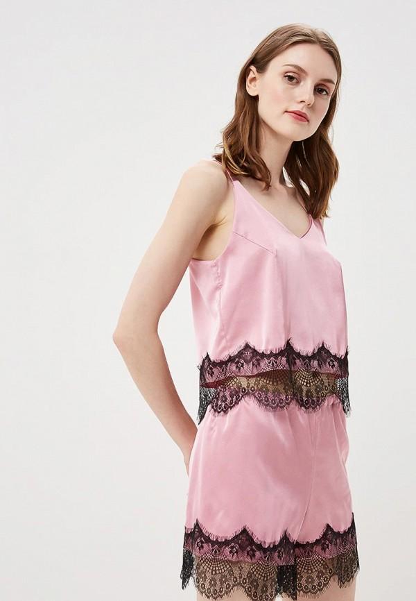 Пижама Yuliana Eva Bogart Yuliana Eva Bogart MP002XW1GOCD платье yuliana eva bogart yuliana eva bogart mp002xw0f58j