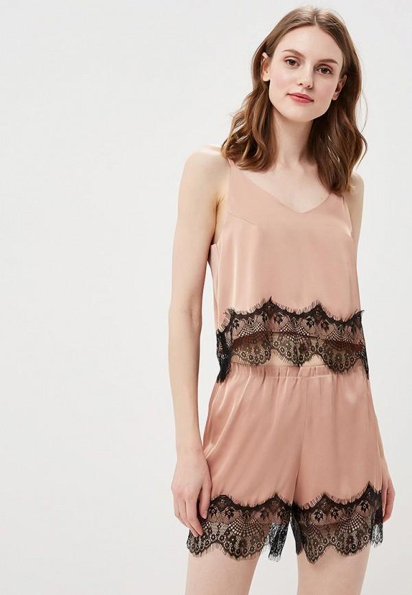Пижама Yuliana Eva Bogart Yuliana Eva Bogart MP002XW1GOCG платье yuliana eva bogart yuliana eva bogart mp002xw0f58i
