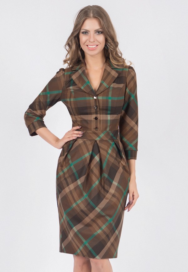 Платье Olivegrey Olivegrey MP002XW1GOHD