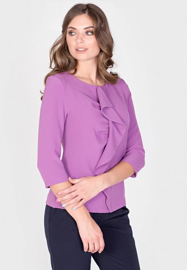 Купить Блуза Filigrana, MP002XW1GOK5, фиолетовый, Осень-зима 2018/2019