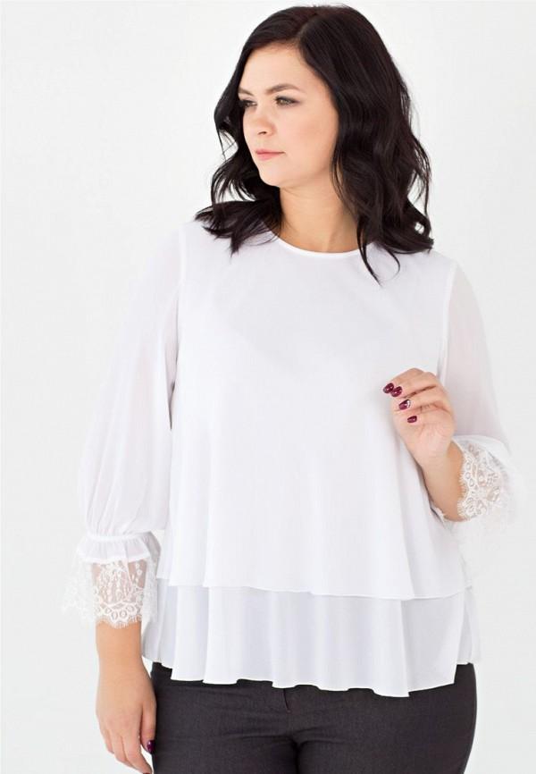 Купить Блуза Filigrana, mp002xw1gokd, белый, Осень-зима 2018/2019