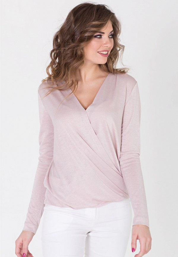 Купить Блуза Filigrana, MP002XW1GOKG, розовый, Осень-зима 2018/2019