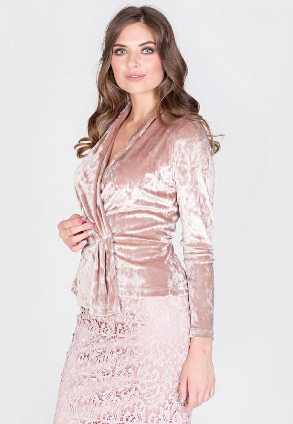 Фото - Женский жакет Filigrana розового цвета