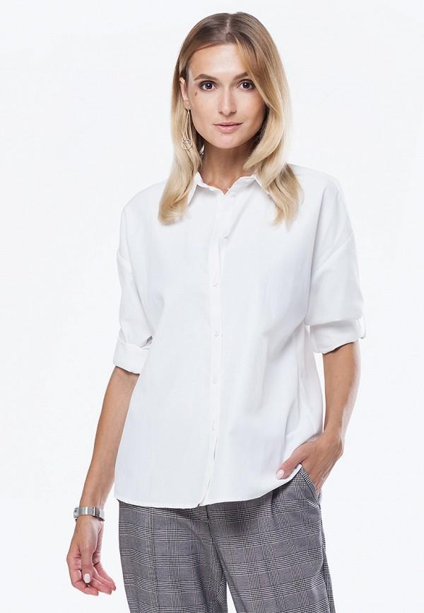 женская блузка vilatte, белая