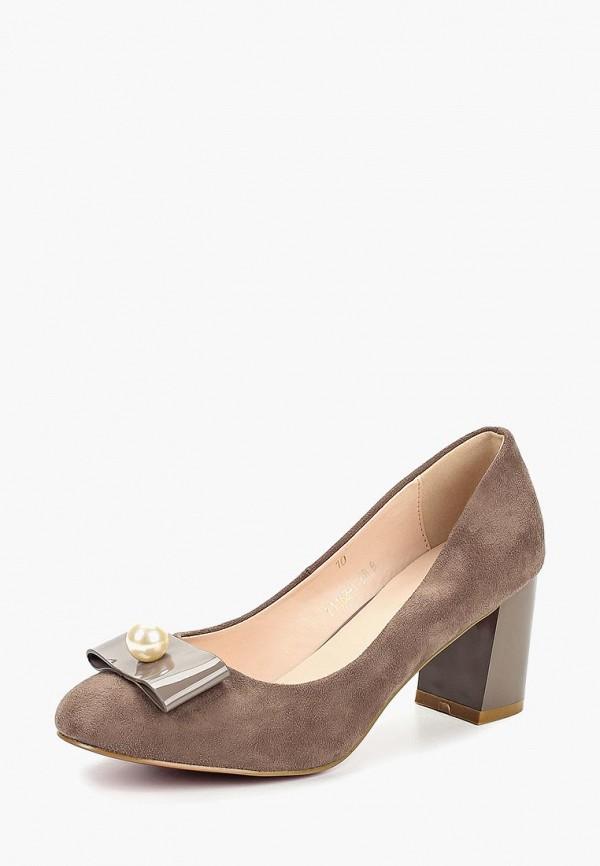 Туфли Vivian Royal Vivian Royal MP002XW1GOTF туфли vivian royal туфли на среднем каблуке