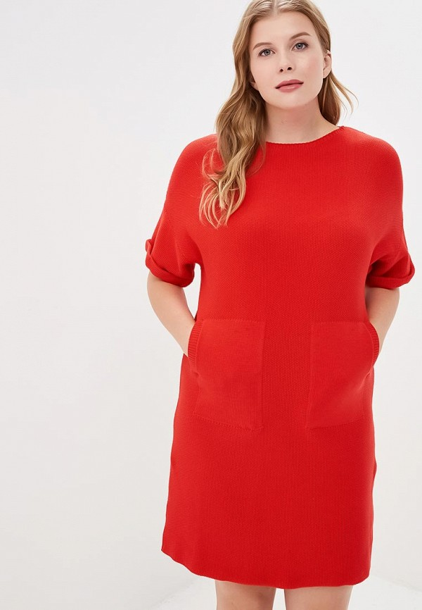 женское платье marytes, красное