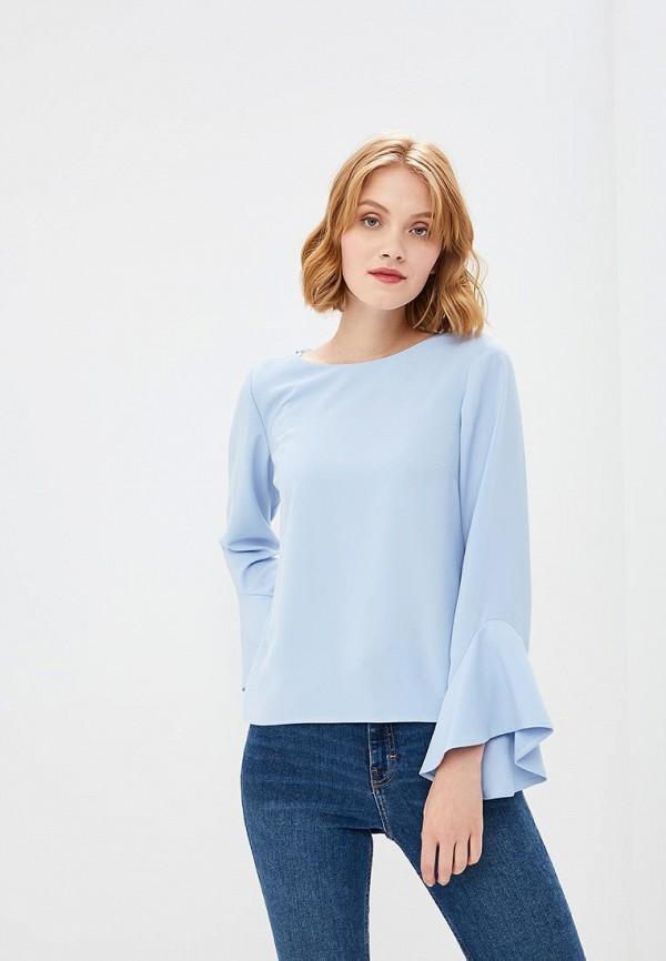 Купить Блуза Madeleine, mp002xw1goys, голубой, Осень-зима 2018/2019