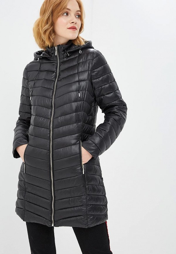 Куртка утепленная Top Secret Top Secret MP002XW1GP2D black choker sleeveless crop top