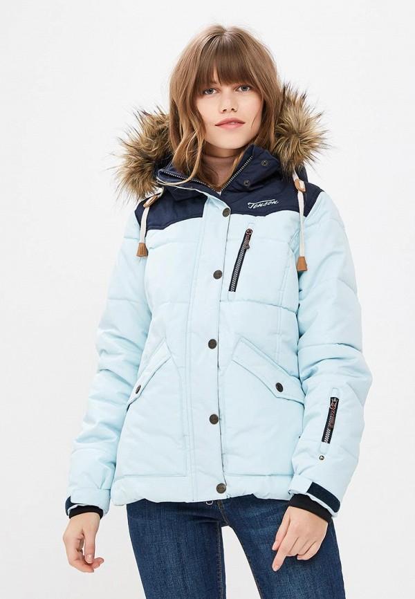 Купить Куртка утепленная Tenson, MP002XW1GP2Q, голубой, Осень-зима 2018/2019