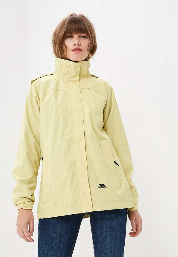 Купить Куртка Trespass, mp002xw1gp38, желтый, Осень-зима 2018/2019