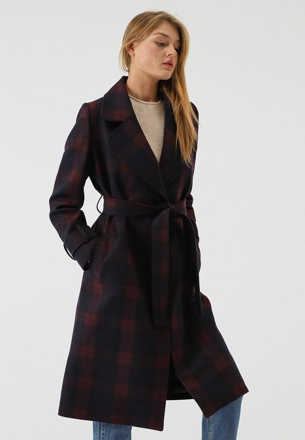 Купить Пальто Lime, mp002xw1gp3q, фиолетовый, Осень-зима 2018/2019