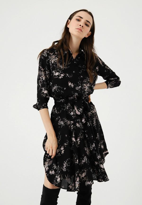 Купить Платье Lime, mp002xw1gp4f, черный, Осень-зима 2018/2019