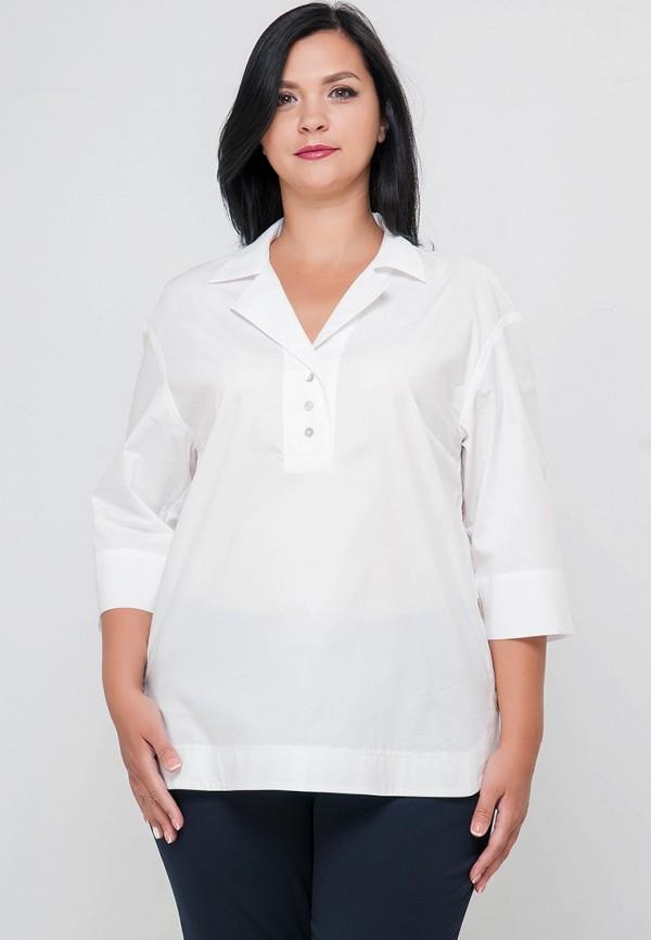 женская блузка limonti, белая