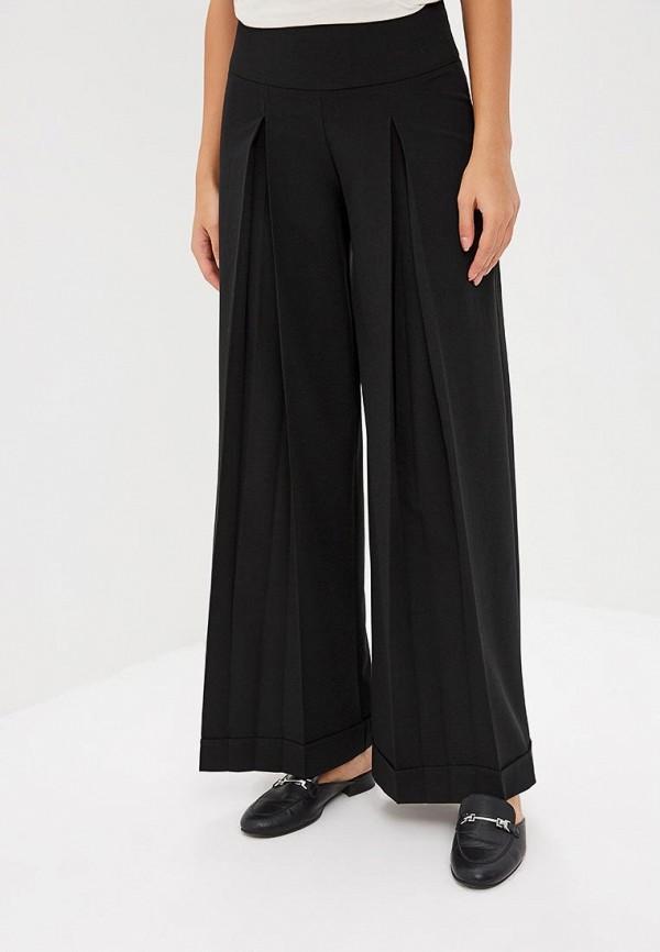 женские брюки клеш elit by ter-hakobyan, черные