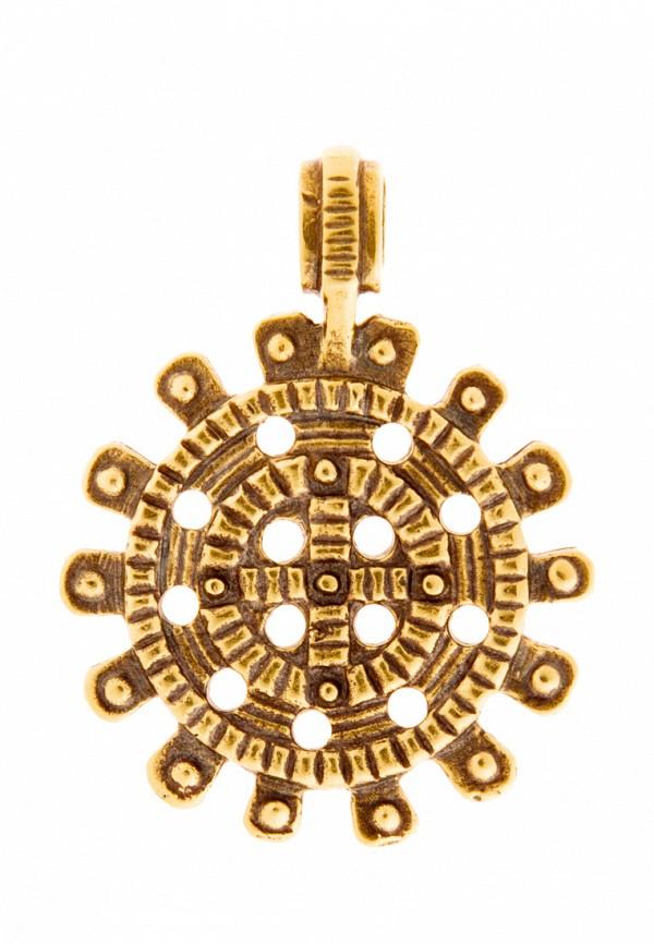 Кулон Кудесы Кудесы MP002XW1GPR2 кулон ладанка эстет золотой кулон икона божьей матери с куб циркониями est01п162050z
