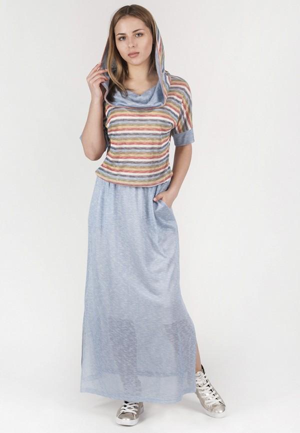 женское повседневные платье vergans, разноцветное