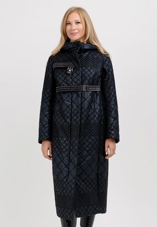женская куртка yusko, синяя