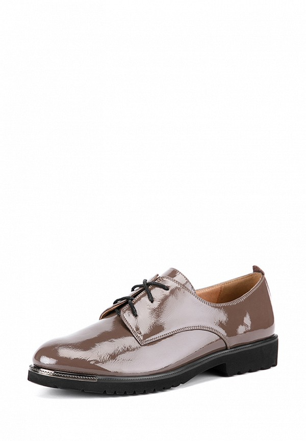 женские ботинки lisette, коричневые