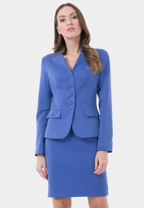 Купить Жакет Vladi Collection, MP002XW1GQDY, синий, Осень-зима 2018/2019
