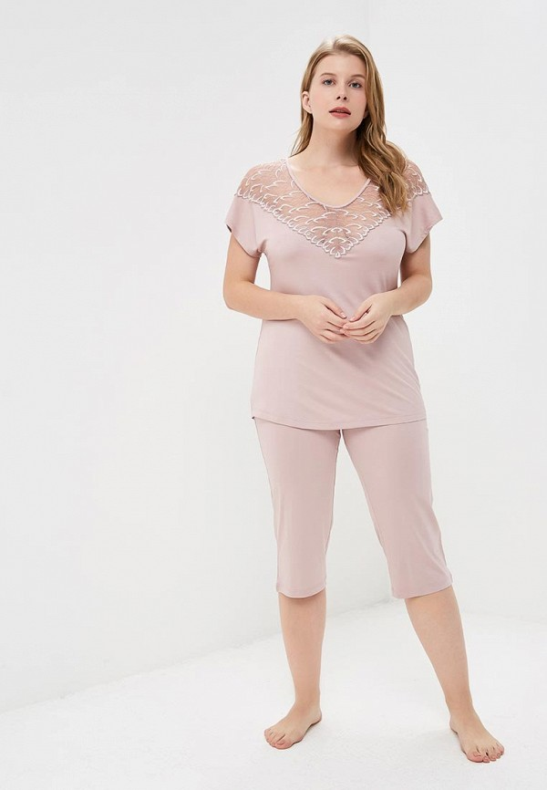 Купить Пижама Belarusachka, MP002XW1GQJA, розовый, Весна-лето 2018