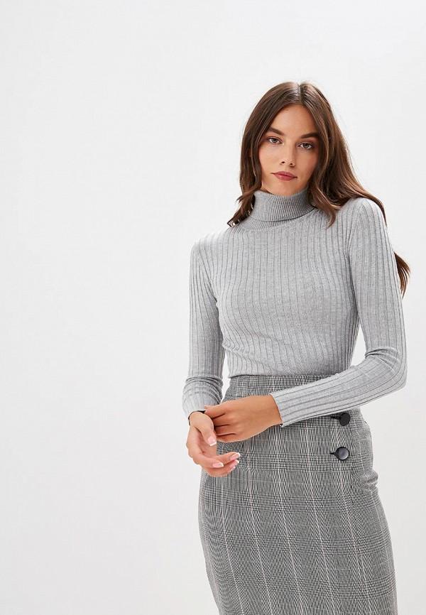 Купить Водолазка Incity, MP002XW1GQQ8, серый, Осень-зима 2018/2019