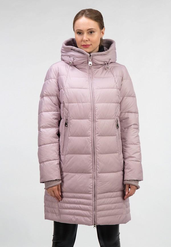 женская куртка ostrich, розовая