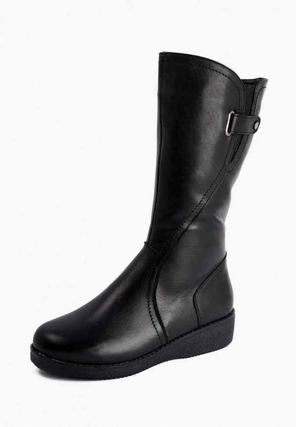 женские сапоги pandora, черные