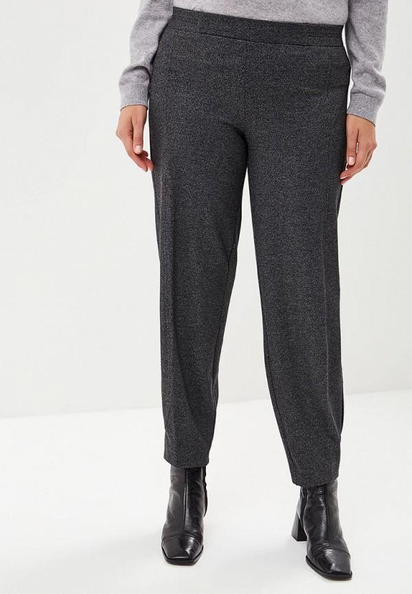 женские зауженные брюки averi, серые