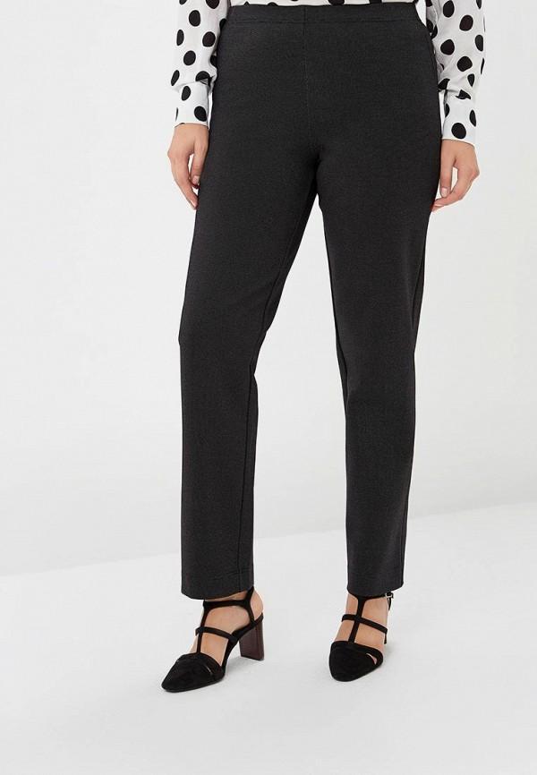 женские прямые брюки averi, серые