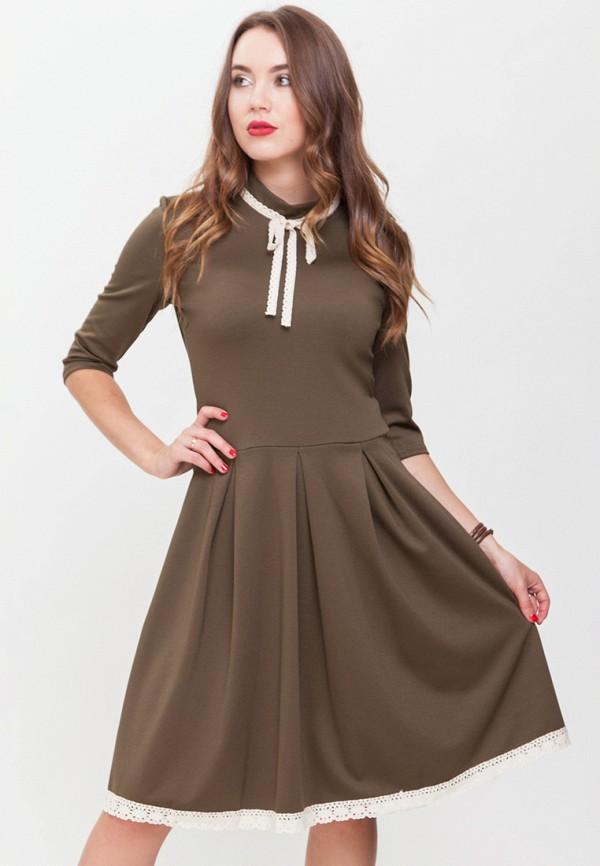 женское повседневные платье xarizmas, хаки
